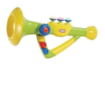 MGA Little Tikes Trumpeta se zvuky (0050743624315)