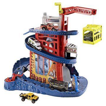 Mattel Matchbox Cliffhanger únik před žralokem (0746775061289) cena od 1289 Kč