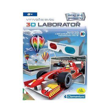 Albi: Minisada 3D laboratoř cena od 177 Kč