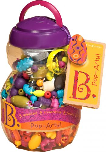 B.toys Navlékací korále a tvary Pop Arty cena od 598 Kč