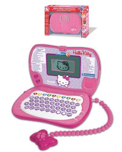 Clementoni Dětský počítač Hello Kitty cena od 0 Kč