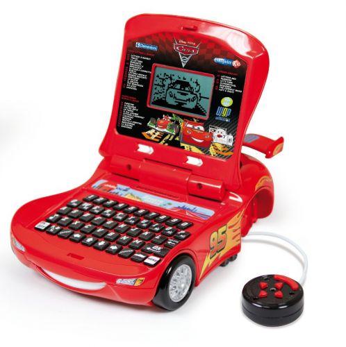 Clementoni Dětský počítač Cars2 cena od 0 Kč