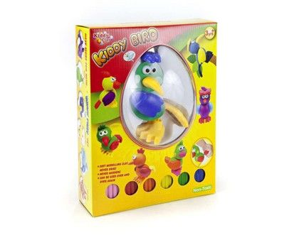 VETRO-PLUS Modelína kreativní sada ptáček