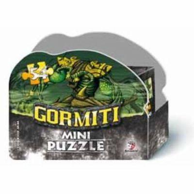 Puzzle Mini 54 - Gormiti II. cena od 40 Kč