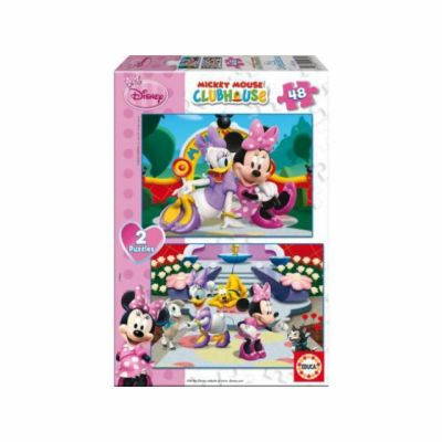Educa Minnie 2v1 cena od 165 Kč