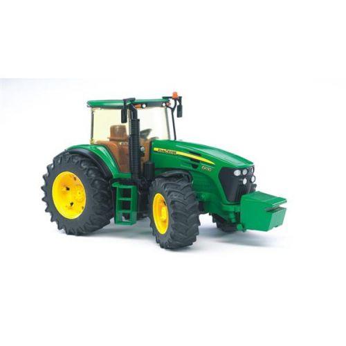 Bruder John Deere traktor 7930 cena od 494 Kč