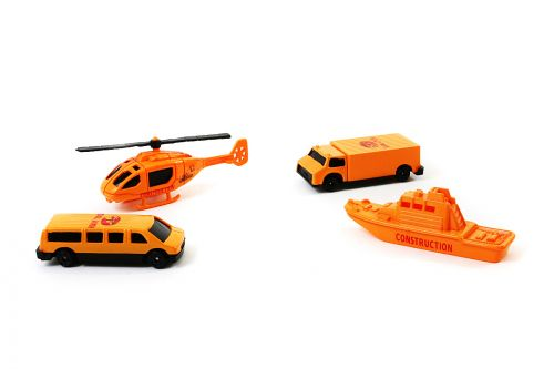 GearBox Záchranáři cena od 229 Kč