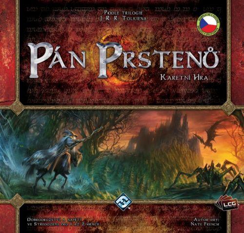 Fantasy Flight Games: Pán Prstenů - karetní hra