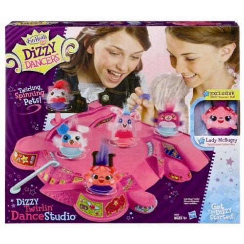 Hasbro FRF DIZZY DANCERS taneční studio cena od 449 Kč