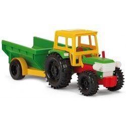 Wader Traktor s vlečkami