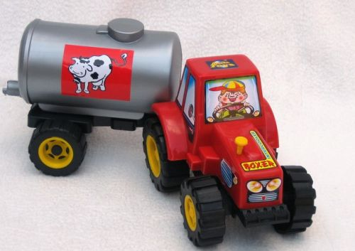 Vizopol Traktor s cisternou cena od 145 Kč