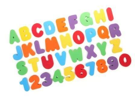 EPEE Little Tikes Písmena a čísla do vody