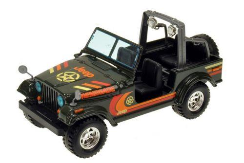 Bburago BIJOUX Jeep Wrangler cena od 379 Kč