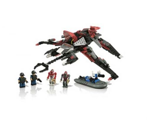 HASBRO Kre-O Battleship Alien Strike cena od 499 Kč