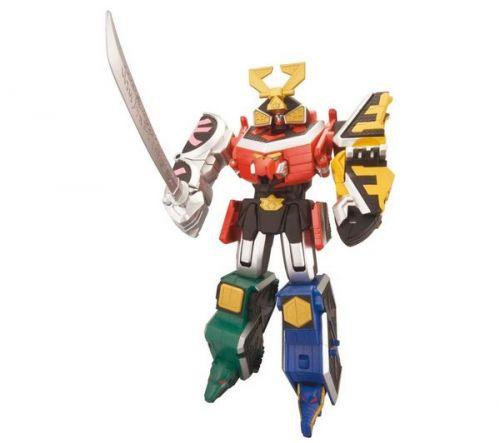 BANDAI Power Rangers DX Megazord Samuraj