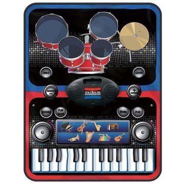 Alltoys Music Jam 2v1 cena od 0 Kč