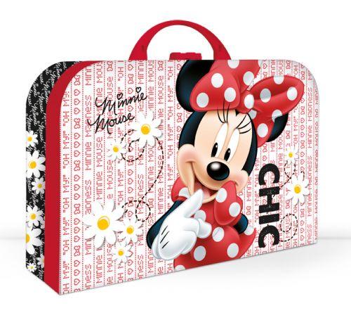 Karton P+P MINNIE Kufřík dětský papírový cena od 209 Kč