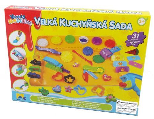 Mac Toys Velká kuchyňská sada s podložkou cena od 176 Kč