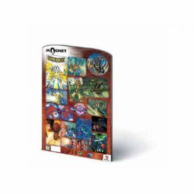 Magnetky A4 - Gormiti cena od 59 Kč