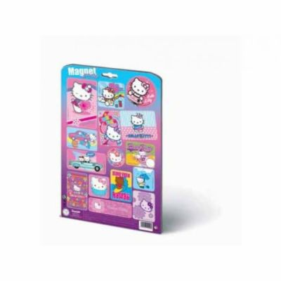 Magnetky - Hello Kitty cena od 85 Kč