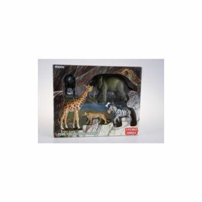 Alltoys CZ Divoká zvířata 5 ks cena od 70 Kč