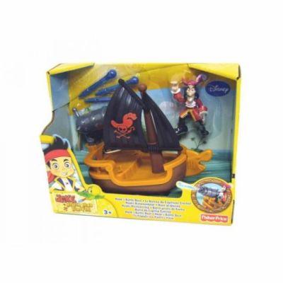 Mattel Fisher Price Hookova bitevní loď cena od 359 Kč