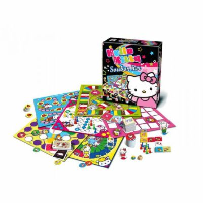 Soubor her - Hello Kitty cena od 211 Kč