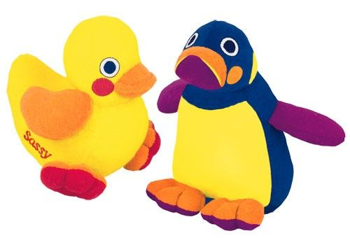 Sassy tučňák do koupele cena od 199 Kč