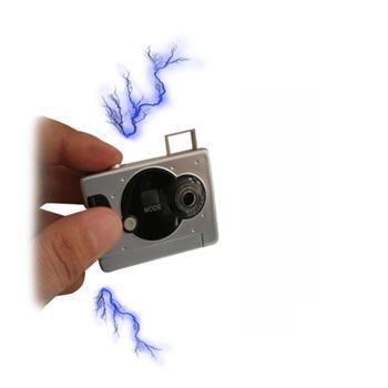 PRIME Shock Camera