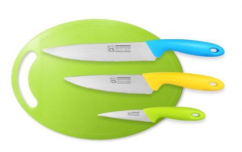 SOLINGEN FUN4U sada nožů 4 ks