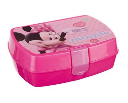 BANQUET svačinový box Minnie cena od 77 Kč