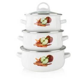 Banquet APPLE Sada nádobí cena od 0 Kč