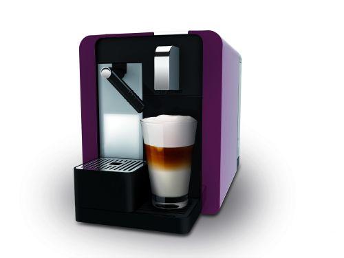 Cremesso Caffé Latte Burgundy