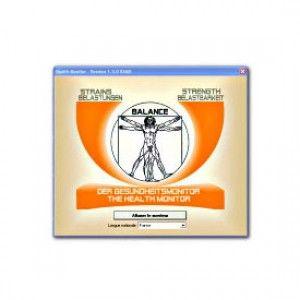 Tanita Software GMON pro BC a UM serii