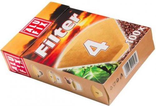 Jolly filtry kávové vel. 4, 100 ks cena od 35 Kč