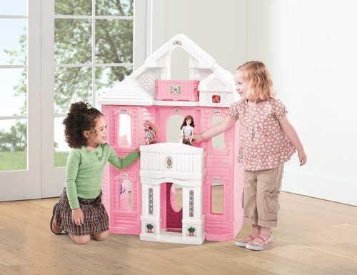 STEP2 Domeček pro panenky s balkonem cena od 4120 Kč