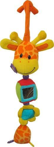 Playgro Závěsná hračka žirafa NOAH