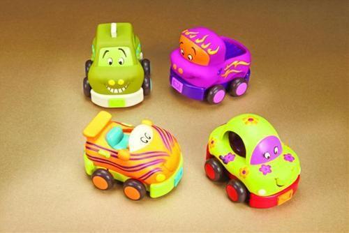 B.toys Autíčka Wheee-Is cena od 629 Kč