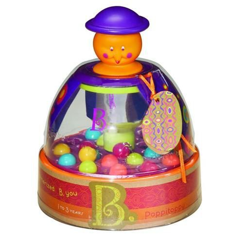 B.toys Barevný popcorn Poppitoppy cena od 329 Kč