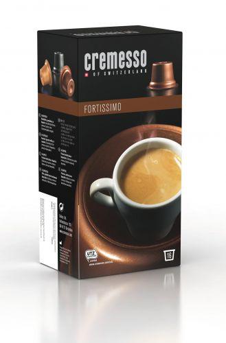 Cremesso Cafe Fortissimo 16 kapslí cena od 119 Kč