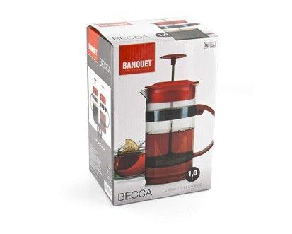 BANQUET Becca Konvice na kávu 1 L cena od 168 Kč