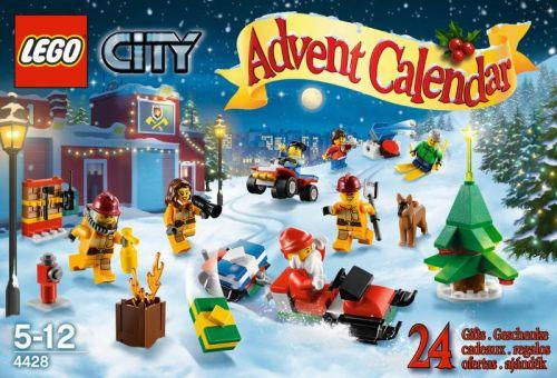 Lego City Adventní kalendář cena od 589 Kč