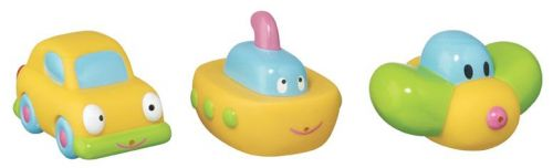 Bébé Confort sada tří hraček do vany