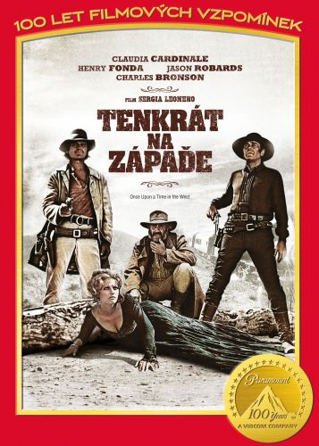 Tenkrát na Západě DVD