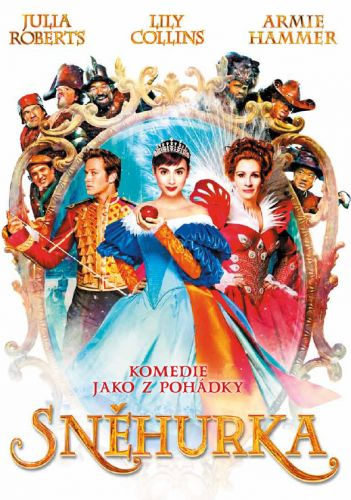 Sněhurka DVD