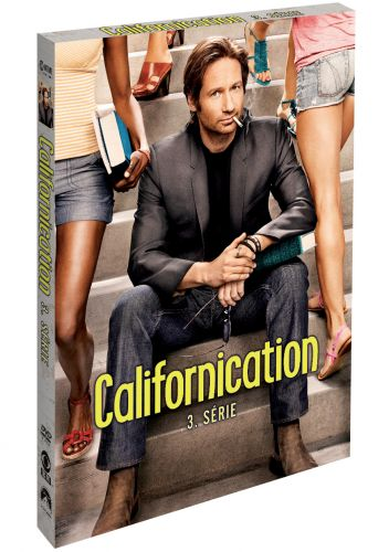 Californication 3. série DVD