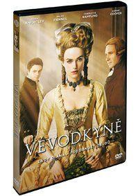 Vévodkyně DVD