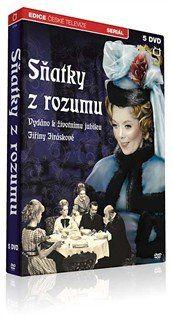 DVD Sňatky z rozumu - 5 DVD
