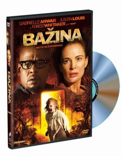 Bažina DVD