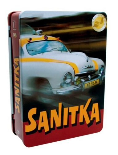 Sanitka KOMPLET DVD